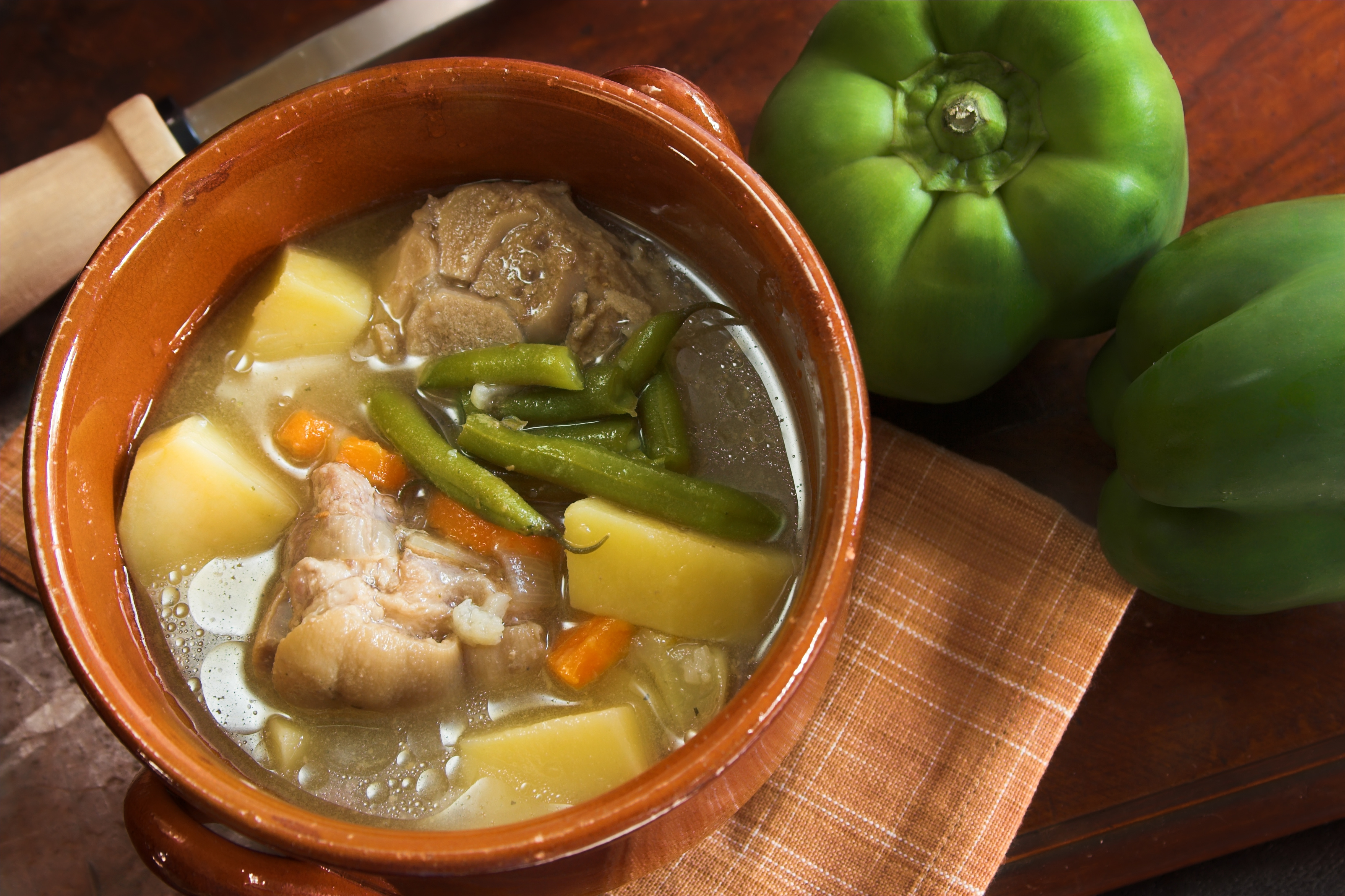 Recipe: Bone Broth and Chicken Noodle Soup